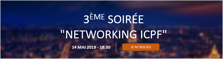 Soirée networking 14/05 inscription